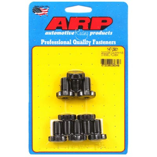 ARP 147-2901 Flex Plate Bolt Kit 1989-2007 Dodge 5.9L Cummins