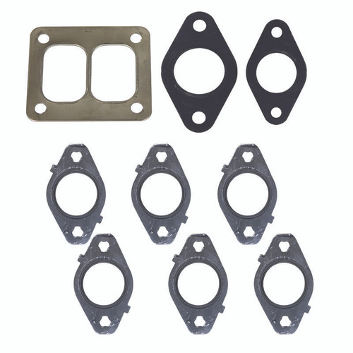 BD-Power 1045992 T4 Exhaust Manifold Gasket Set 2007.5-2018 Dodge Ram 6.7L Cummins