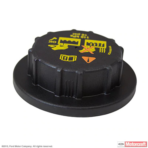 Ford / Motorcraft Degas Bottle Cap 2003-2016 Ford 6.0L/6.4L/6.7L Powerstroke 9C3Z-8101-B