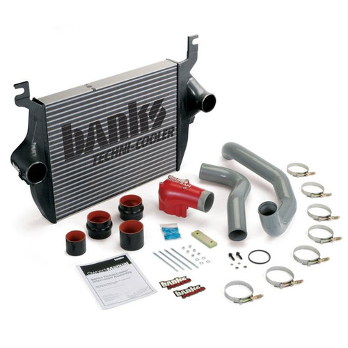 Banks Power Techni-Cooler Intercooler System 2003-2004 Ford Super Duty