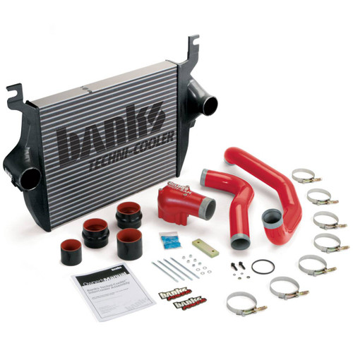 Banks Power 2004.5-2007 Ford Super Duty Techni-Cooler Intercooler System