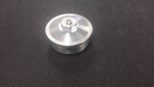 Quick Tricks Billet Fuel Cap for Ford 6.0L (2003-2007)