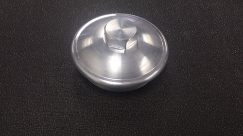 Quick Tricks Billet Fuel Filter Cap for Ford 7.3L (1996-2003)