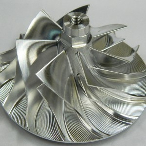 Quick Tricks Billet 11 Blade Drop in wheel 2006-2007 6.0 Powerstroke