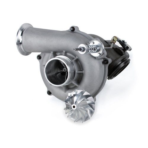 Dieselsite 1999.5-2003 7.3L  Wicked Ball Bearing Turbo (GTP38) Replacement