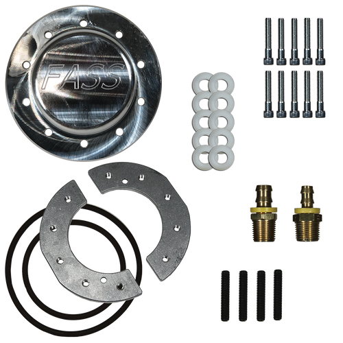 FASS Diesel No Drop Fuel Sump Kit (Bowl Only)