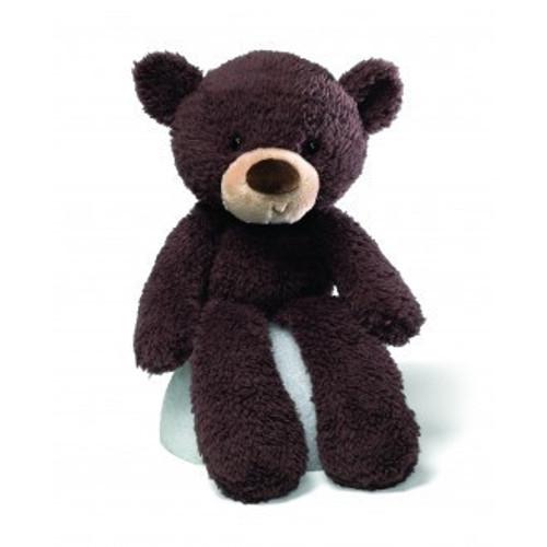 Gund Fuzzy Bear Chocolate