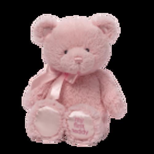 Gund My First Teddy Pink