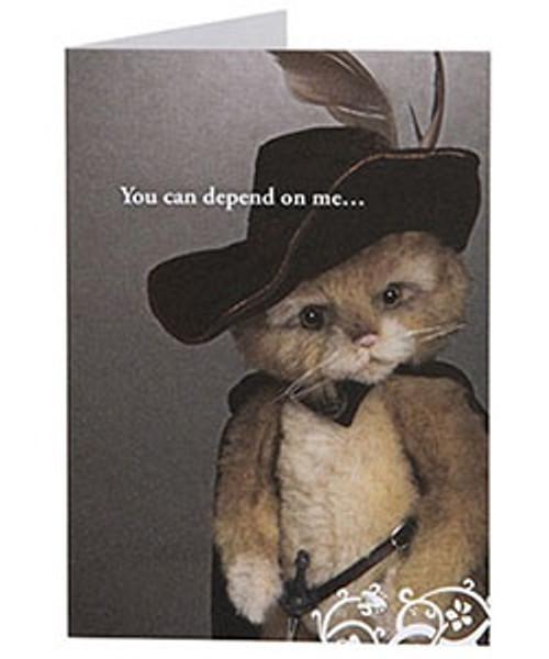 Charlie Bears Gift Card En Garde