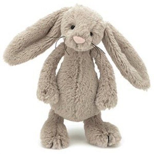 Bashful Bunny Beige Small