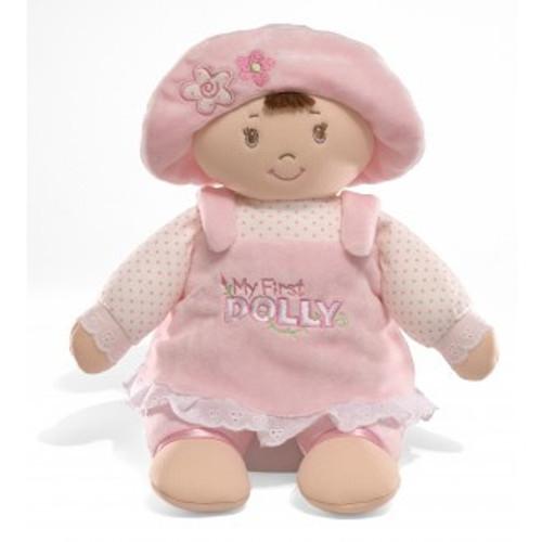 Gund My First Dolly Brunette