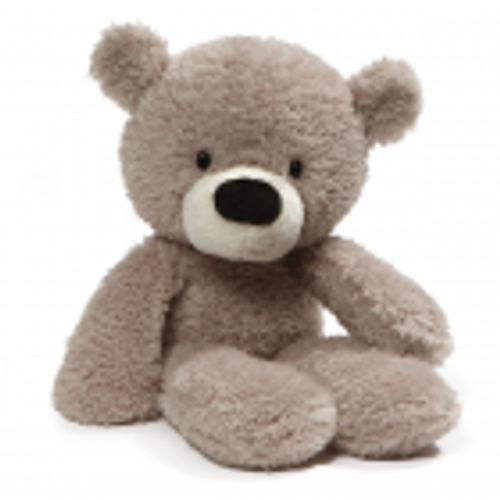 Gund Fuzzy Bear