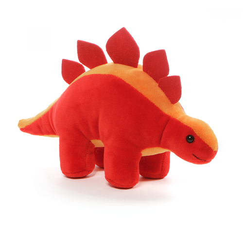 Flame the Stegosaurus