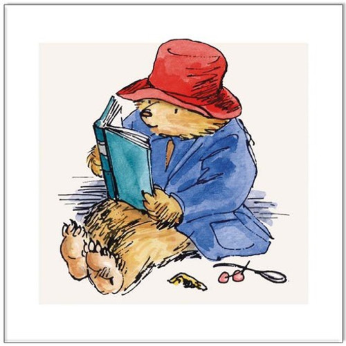 Card Paddington Reading