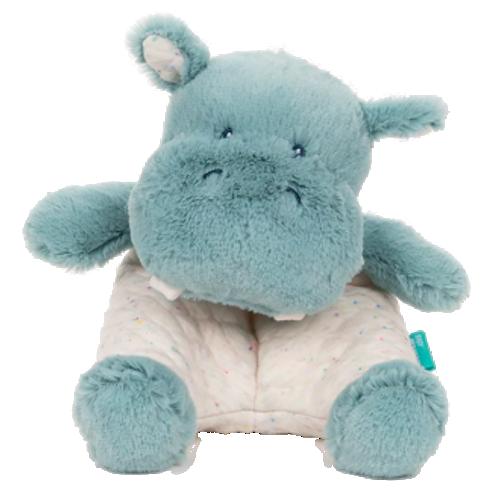 Snuggly Hippo 19 cm