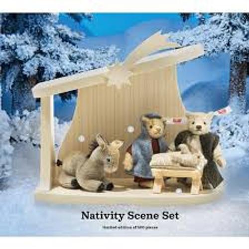 Steiff Nativity 2020