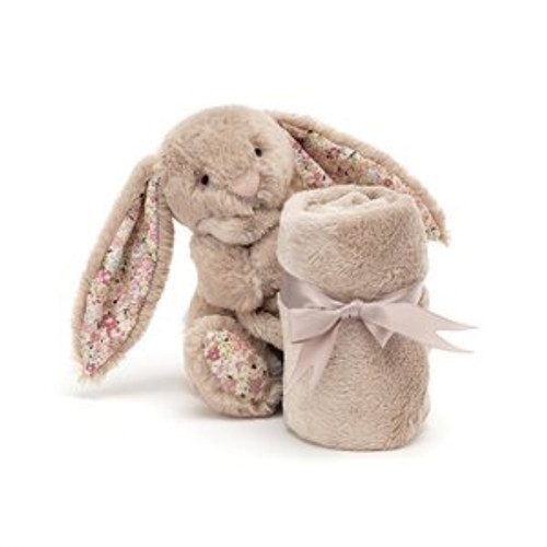 Jellycat Blossom Bea Bunny Soother