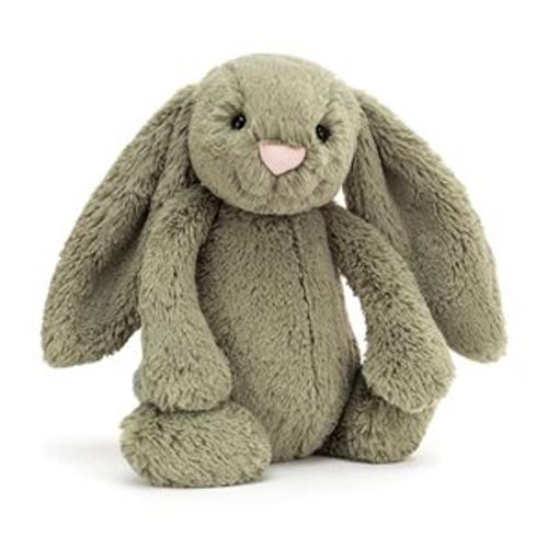 Jellycat Bashful Bunny Fern Medium