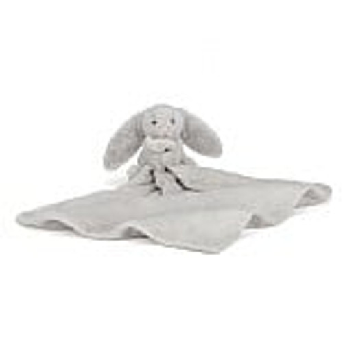 Jellycat Bashful Bunny Silver Soother