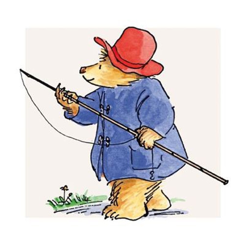 Card Paddington Fishing