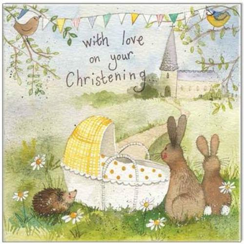 Card Christening Day