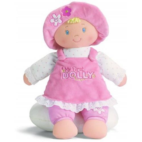 Gund My First Dolly Blond