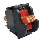 Ryobi Genuine OEM Replacement Switch For SC165VS # 089051003027