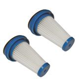 Black and Decker 2 Pack of Genuine OEM Filters for Vacuums # SVF11-2PK