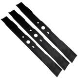 Ryobi 3 Pack of Genuine OEM Replacement Mower Blade # 996516001-3PK