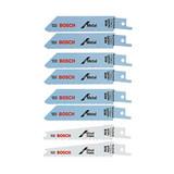Bosch R12V8PK 8-Piece All-Purpose Reciprocating Saw Blade Set