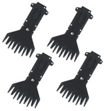 Black and Decker 4 Pack Of Genuine OEM Replacement Blades # RB30-4PK