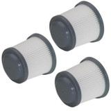 Black and Decker 3 Pack of Genuine OEM Replacement Air Filters # PVF110-3PK