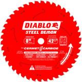 Diablo 8in x 42 Tooth Cermet Metal & Stainless Steel Saw Blade # D0842CF