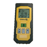 Stabila LD300 Hand Held Laser Distance Measuring Tool with Case