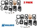 Walbro 2 Packs Of K10-WY Carburetor Repair Kits