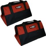 Porter Cable PCCK616L4 (2 Pack) Genuine Tool Bags For PCCK616L4 # 90628318-2PK