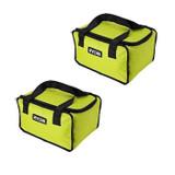 Ryobi 2 Pack Of Genuine OEM Replacement Tool Bags 902164002-2PK