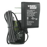 Black and Decker Genuine OEM Replacement Charging Adaptor # 90592365-04
