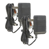 Black and Decker 2 Pack Of Genuine OEM Replacement Chargers # 90593015-01-2PK