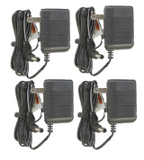 Black and Decker 4 Pack Of Genuine OEM  Chargers # 90593015-01-4PK