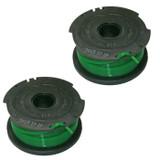 Black and Decker 2 Pack of Genuine OEM Replacement Line Spools # 90588459N-2PK