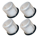 Black and Decker BDH2000PL Vacuum (4 Pack) OEM Replacement Pre-Filter # 90598100-4PK