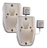 Black and Decker 2 Pack Of Genuine OEM Replacement Chargers # 90544223-2PK