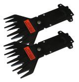 Black and Decker GSN30/GSL35/GSN35 2 Pack Shear Blade # 90550939-02-2PK