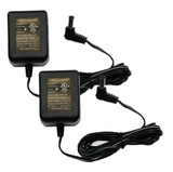 Black and Decker 2 Pack Of Genuine OEM Replacement Chargers # 90552795-2PK