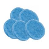 Black and Decker S700E Scum buster 5 Pack Blue Scrubbing Pad # 90522701-5PK