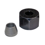 Ridgid R2400 Genuine OEM Replacement Collet and Collet Nut Combo # COMBO00147