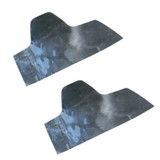 Homelite Chain Saw Replacement Heat Shields # 700150002-2PK