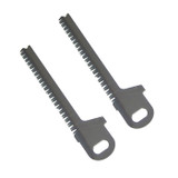 Black and Decker SC500 Handsaw 2 Pack 74-592 Curved Cutting Saw Blade # 74-592-2PK