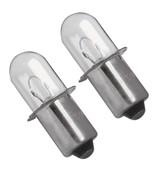 Ridgid Ryobi Flashlight 2 Pack Krypton 12V .7 amp Bulb # 780036001-2PK